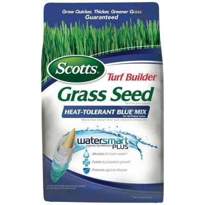 Turf Builder 3 lb. Heat-Tolerant Blue Mix Grass Seed