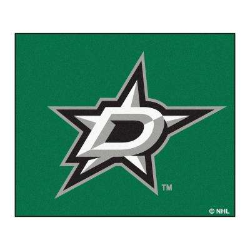 Dallas Stars 5 ft. x 6 ft. Tailgater Rug