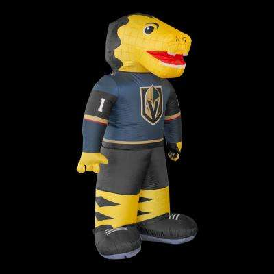 7 ft. Vegas Golden Knights Inflatable Mascot