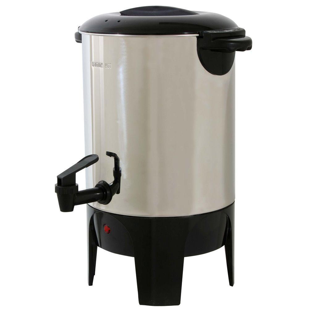 AmeriHome 30-Cup Coffee Maker