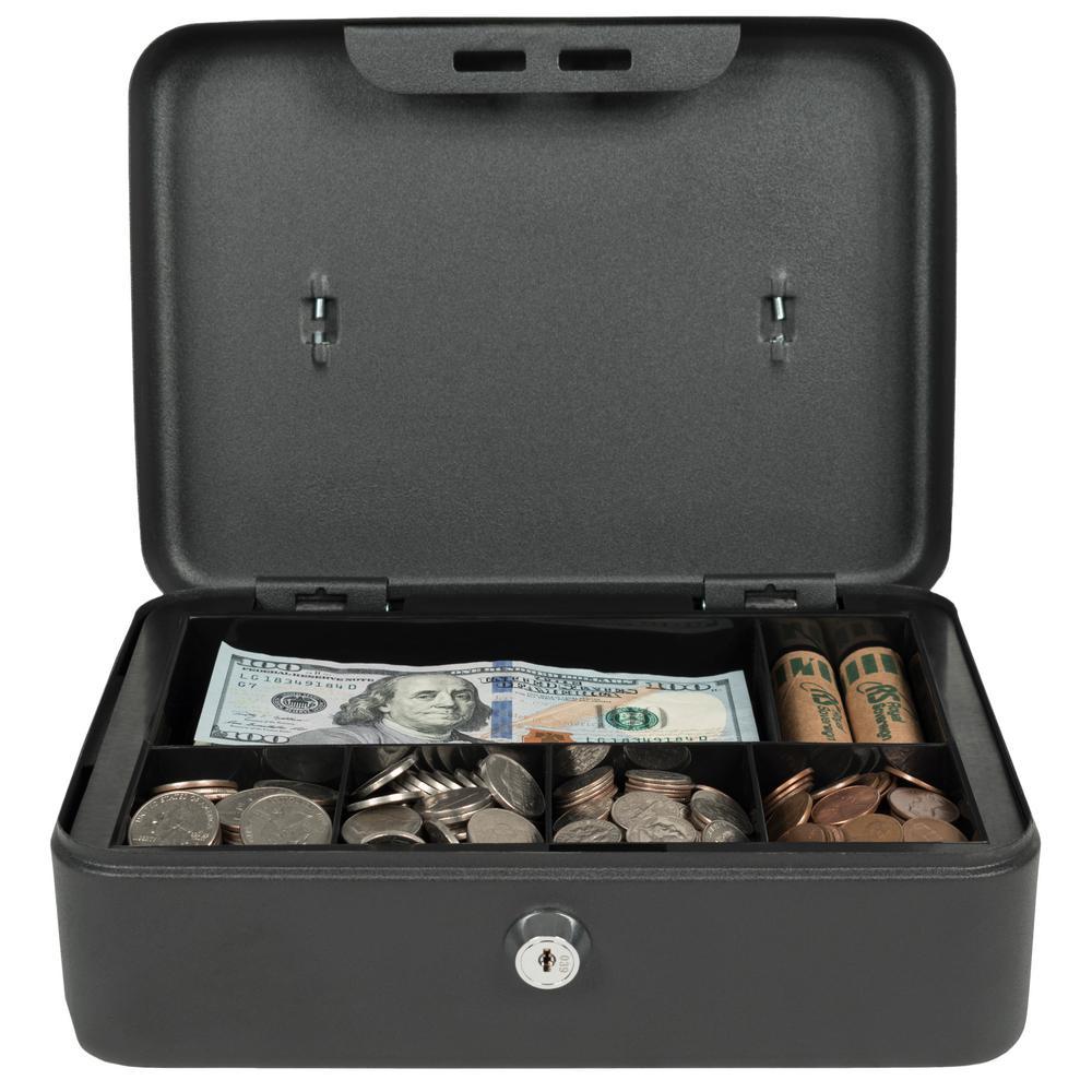 Full-Size Cash Box
