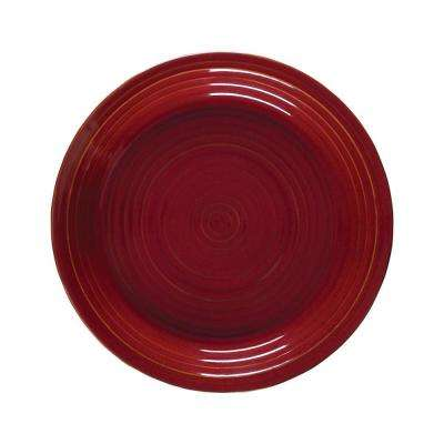 Aspen Red Salad Plate (Set of 4)