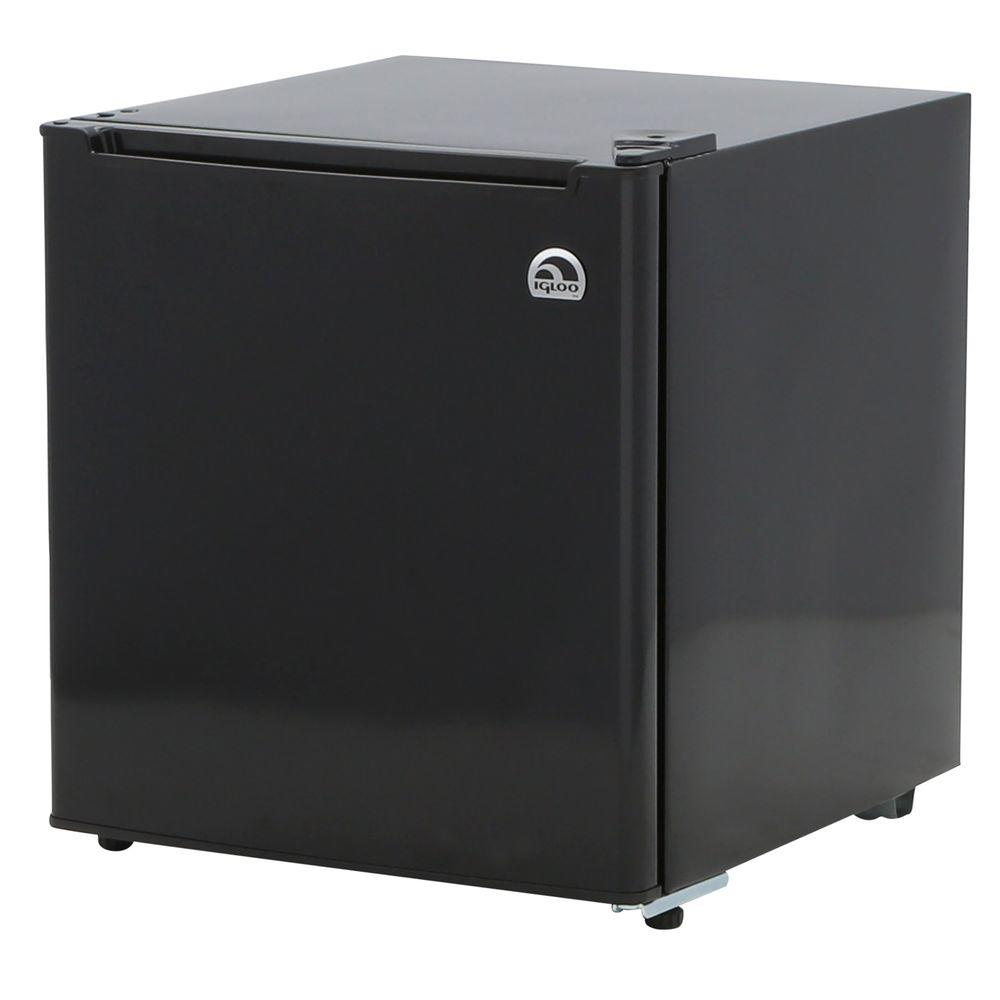 IGLOO 1.7 cu. ft. Mini Refrigerator in Black