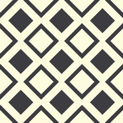 Take Home Sample - Times Square Black Vinyl Sheet Flooring with 6 in. x 9 in.