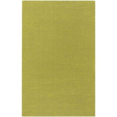Falmouth Lime 9 ft. x 13 ft. Indoor Area Rug