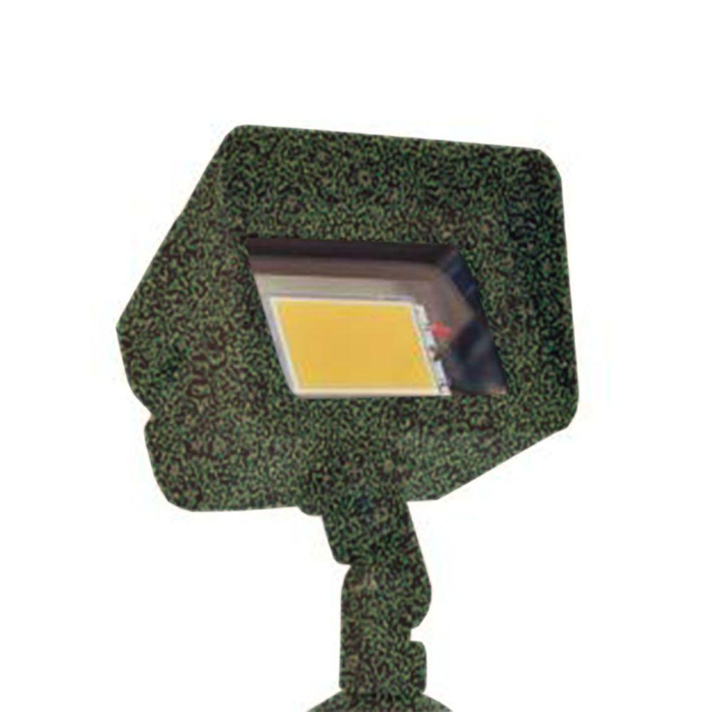 Centennial 1-Light Outdoor LED Antique Verde Directional Light