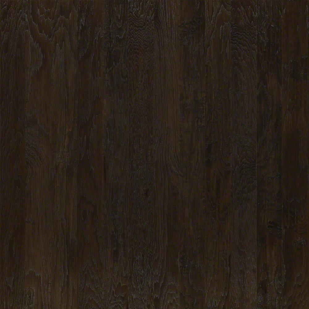 Shaw Western Hickory Leather 3/8 in. T x 3-1/4 in. W x Random Length Engineered Hardwood Flooring (23.76 sq. ft. / case)