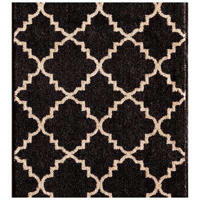 Kurdamir II Taza Onyx/Bone 26 in. x Your Choice Length Stair Runner