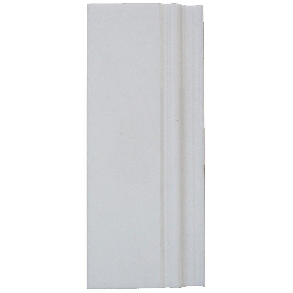Splashback tile white thassos 4 3 4 in x 12 in x 12 mm for 12 x 12 white floor tile