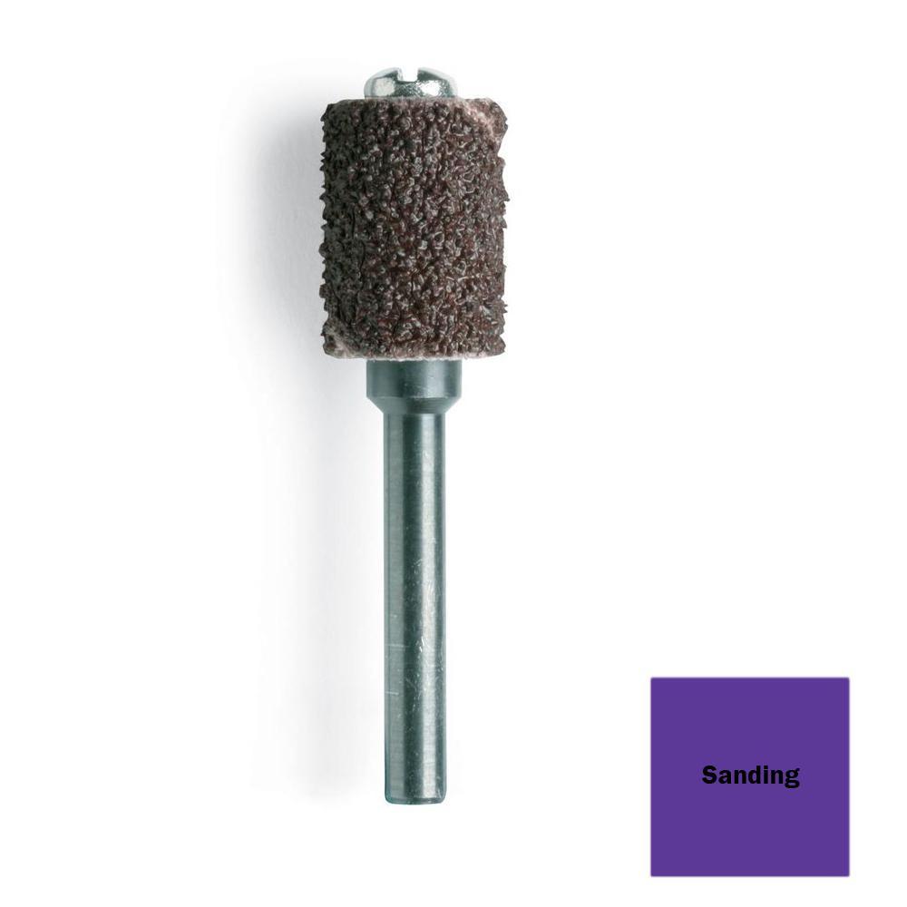 "Dremel Sander 7pc 1//4/"" Drum Sanding Set Tool Suitable For Rotary"