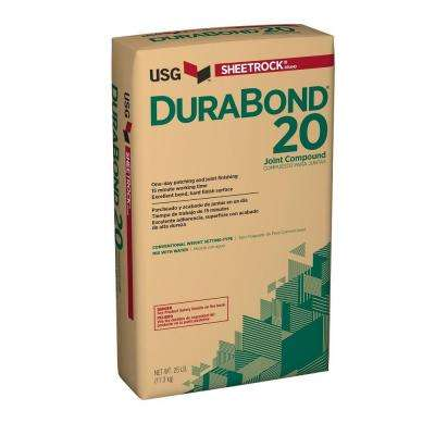 25 lb. Durabond 20 Setting-Type Joint Compound