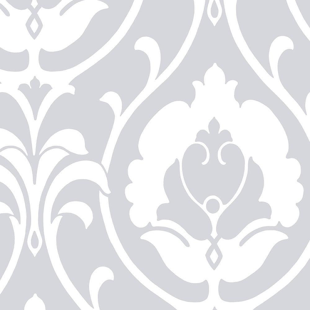 Norwall Italian Damask Wallpaper