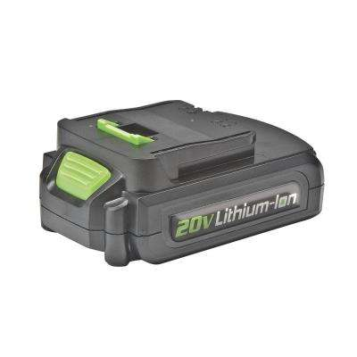 20-Volt Lithium-Ion Battery Pack