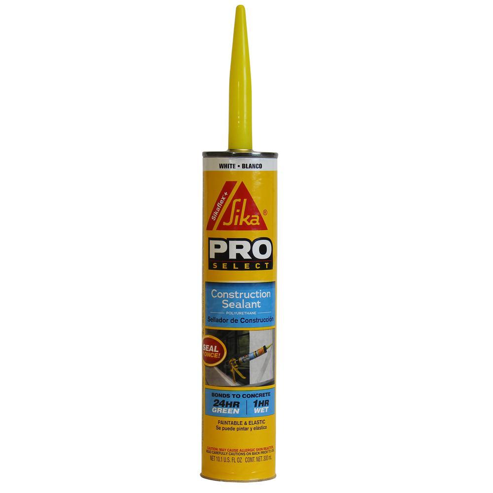 10.1 oz. Construction Sealant White