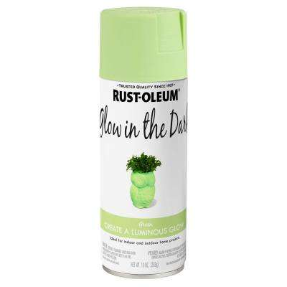 10 oz. Glow in the Dark Spray Paint (6 Pack)
