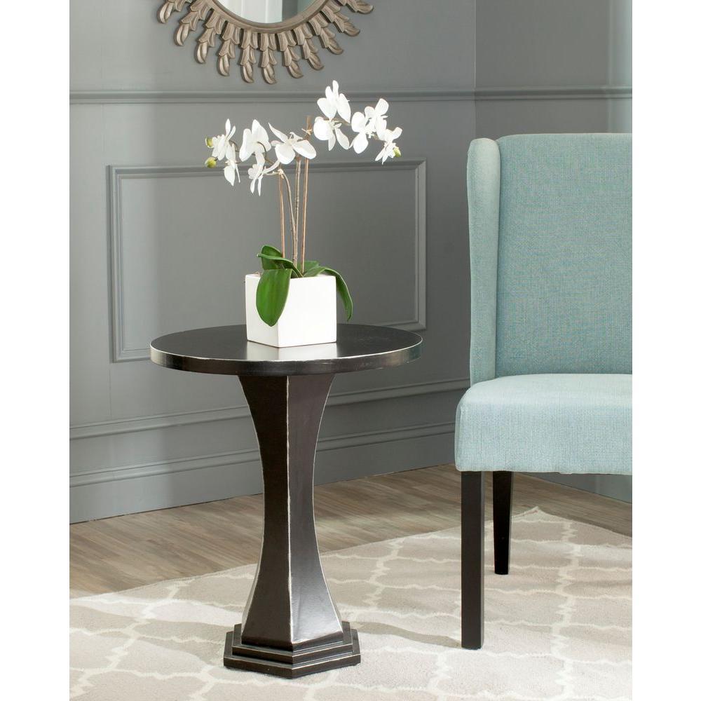 Safavieh Alston Black End Table