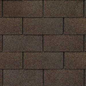 Amazing GAF Royal Sovereign Ash Brown 25 Year 3 Tab Shingles (33.33 Sq. Ft. Per  Bundle) 201010   The Home Depot