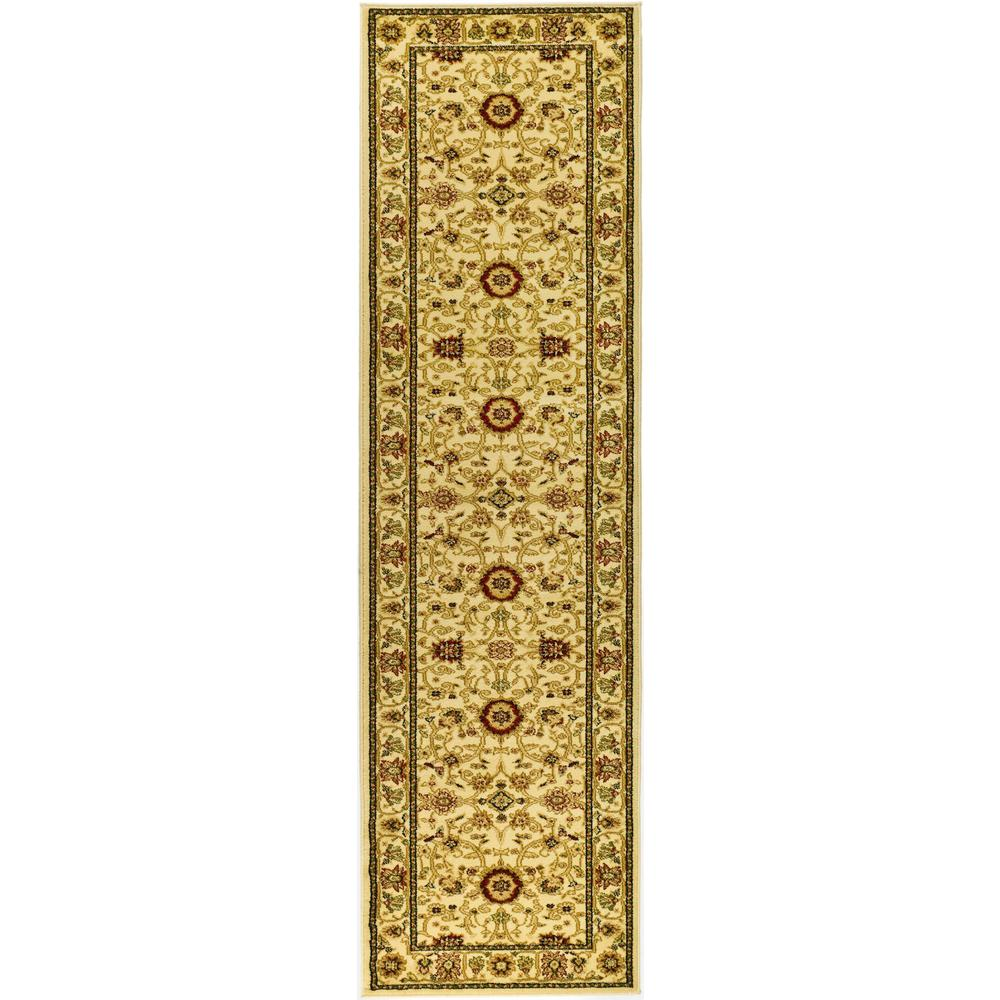 Lyndhurst Ivory 2 ft. 3 in. x 20 ft. Runner