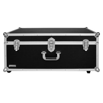 31 Gal. Extra-Large Locking Storage Chest in Black