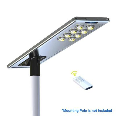 80-Watt 12800-Lumen Integrated LED Gray Motion Activated Outdoor Commercial Residential Parking Path Walkway Area Light