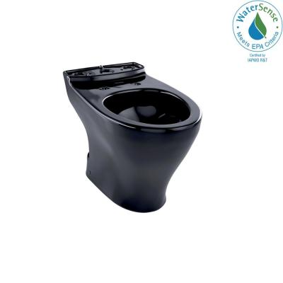 Aquia Elongated Toilet Bowl Only in Ebony
