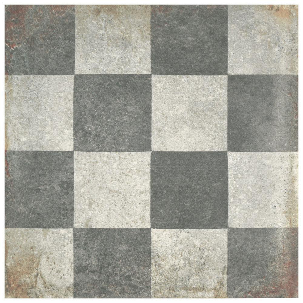 9x9 Porcelain Tile Tile The Home Depot