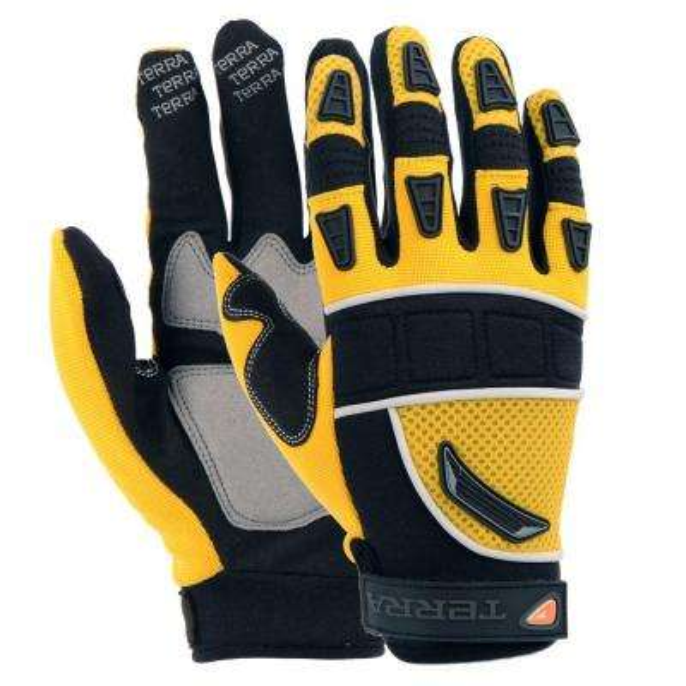 Leather All Purpose Medium Work Gloves