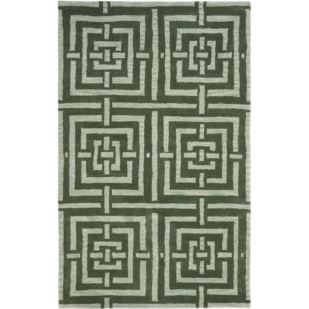 Safavieh Wyndham Sage (Green) 5 ft. x 8 ft. Area Rug