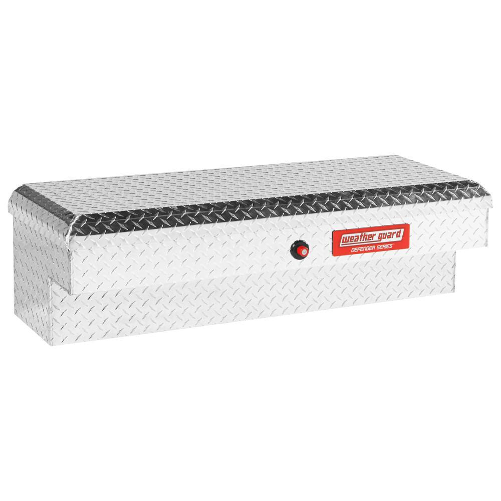 Defender Aluminum Lo-Side Truck Box (46 in. x 15 in. x 13 in.)