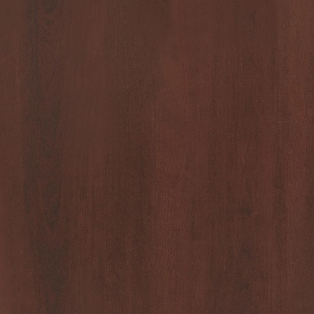 Wilsonart 5 ft  x 8 ft  Laminate Sheet in Williamsburg Cherry with Premium  Textured Gloss Finish