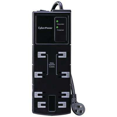 8-Outlet Essential Surge Protector