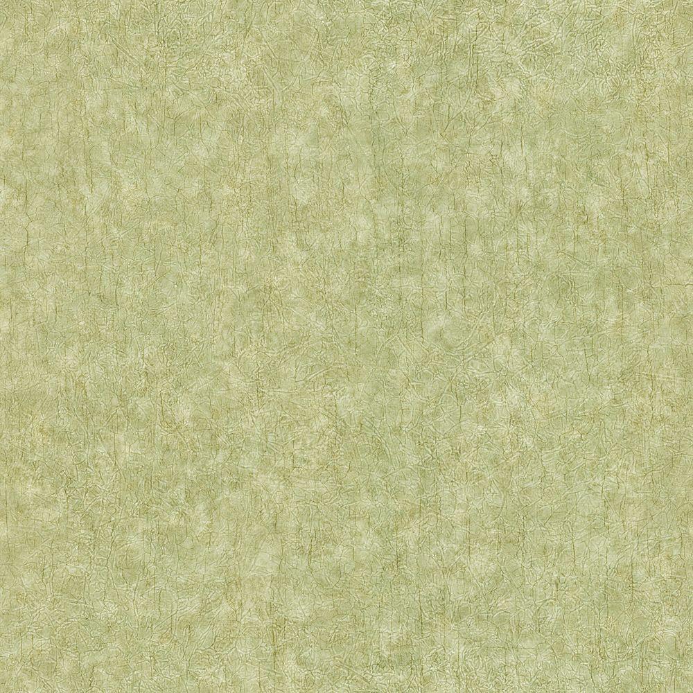 Fabian Light Green Damask Texture Wallpaper
