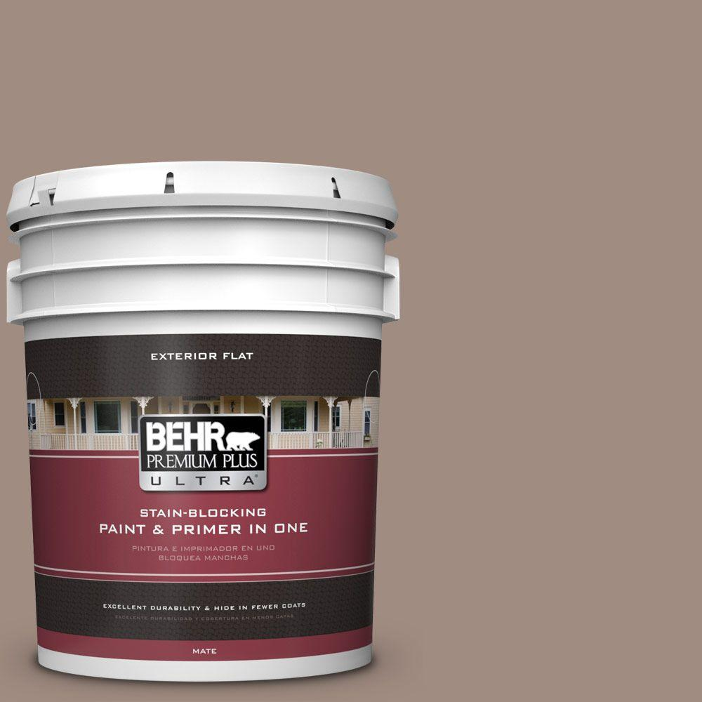 5-gal. #770B-5 Country Club Flat Exterior Paint