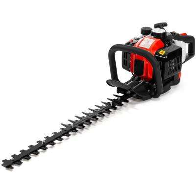 24 in. 25.4 cc Gas 2-Stroke Cycle Hedge Trimmer