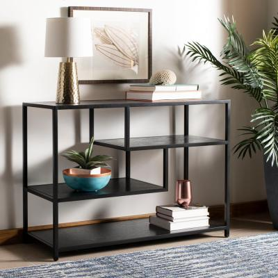 Reese Black Console Table