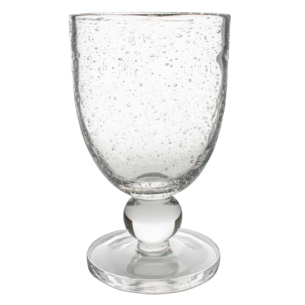 10 oz. Bubble Glass Goblet (Set of 6)