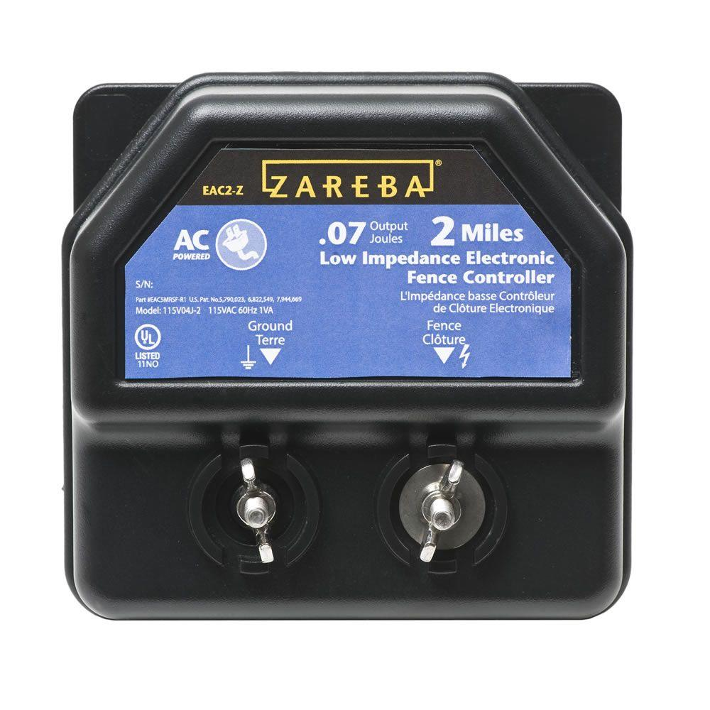 Zareba 2 mile ac line energizer ea2m z the home depot sciox Choice Image