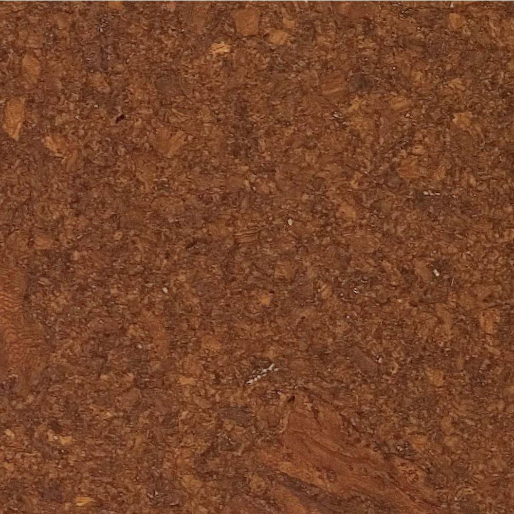 Home Legend Take Home Sample - Lisbon Mocha Cork Flooring - 5 in. x 7 in.