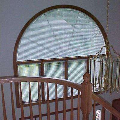 Skylight Shades Arch Blinds Shades The Home Depot