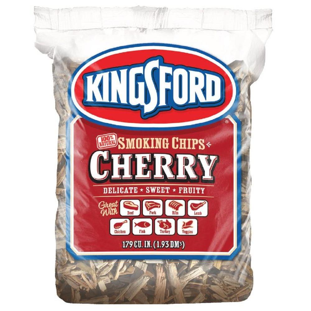 179cu. in. BBQ Cherry Wood Chips
