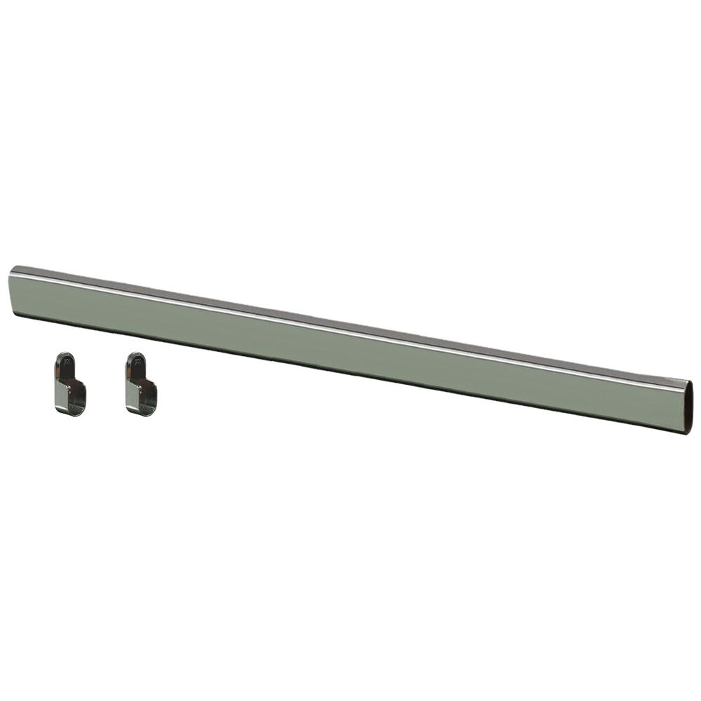 Chrome Long Hanging Closet Rod