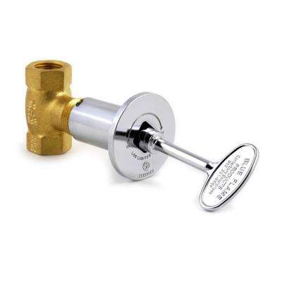 Multifunctional Valve Kit in Polished Chrome