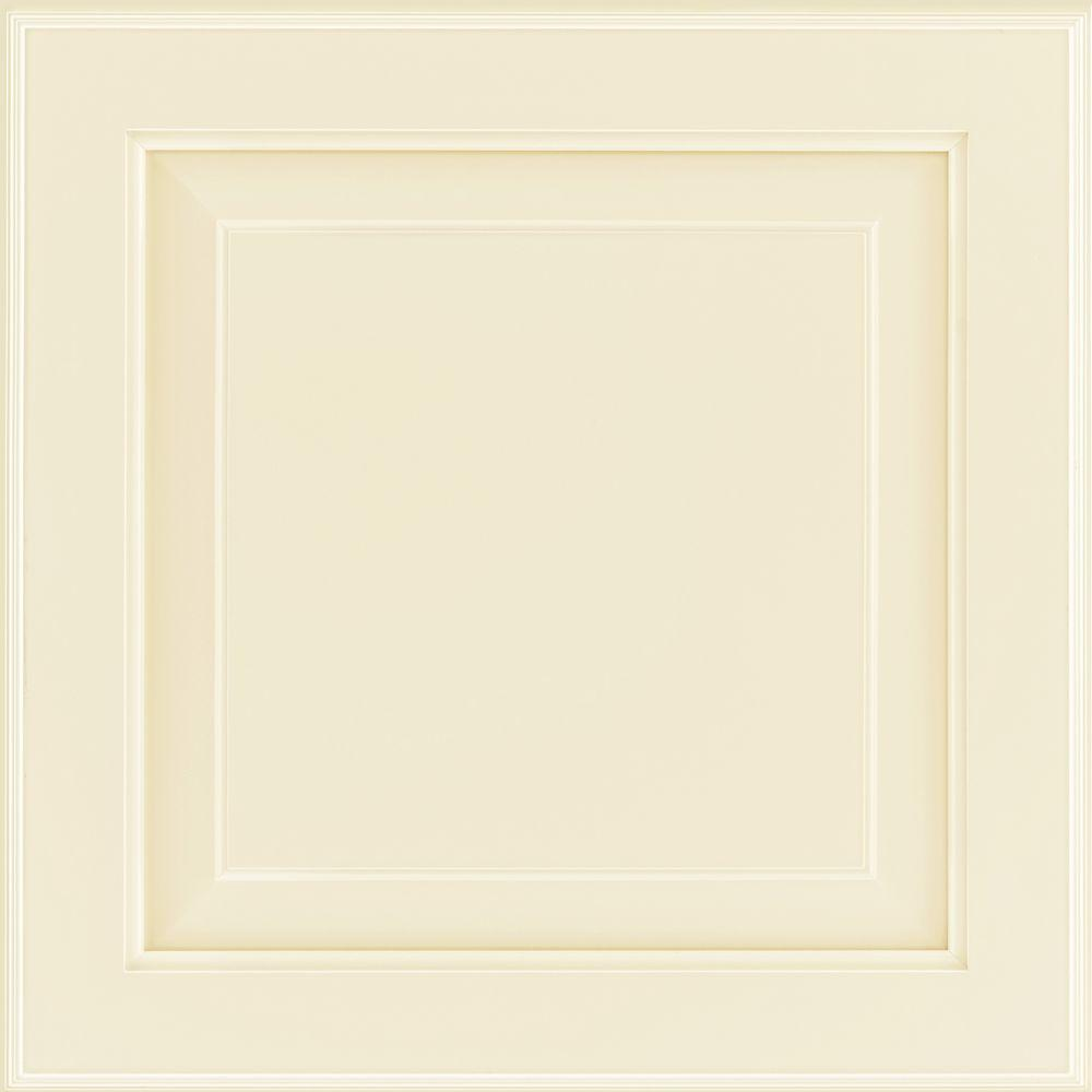14-9/16x14-1/2 in. Cabinet Door Sample in Charlottesville Painted Silk