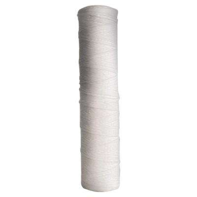 Whole House Water Filtration System Sediment Filter Replacement