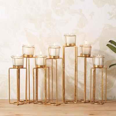 Candelabra Candle Holders Fragrance Candles The Home Depot