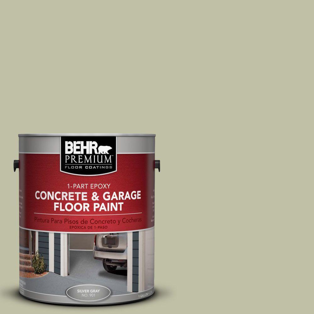 BEHR Premium 1 gal. #PFC-36 Garden Lattice 1-Part Epoxy Concrete and ...