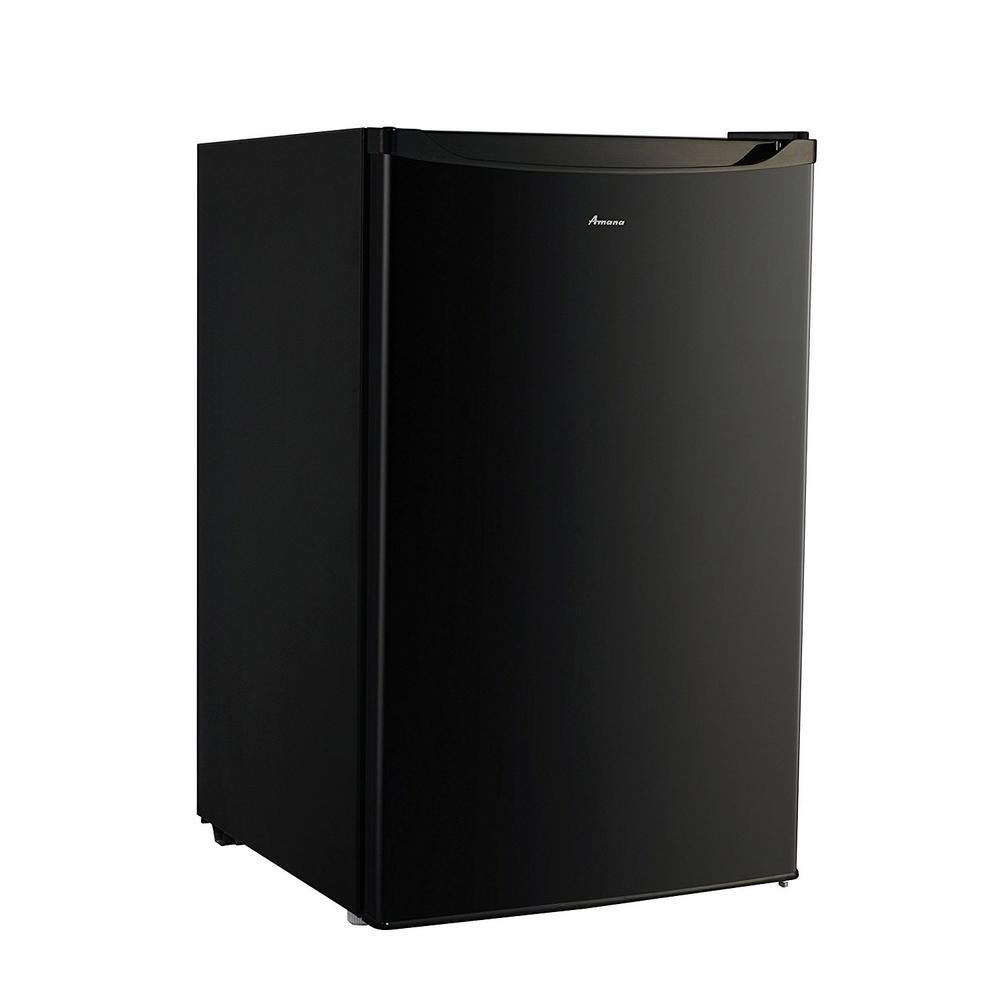 4.3 cu. ft. Mini Refrigerator in Black