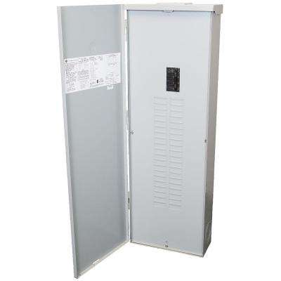 PowerMark Gold 200 Amp 40-Space 40-Circuit Outdoor Main Breaker Circuit Breaker Panel
