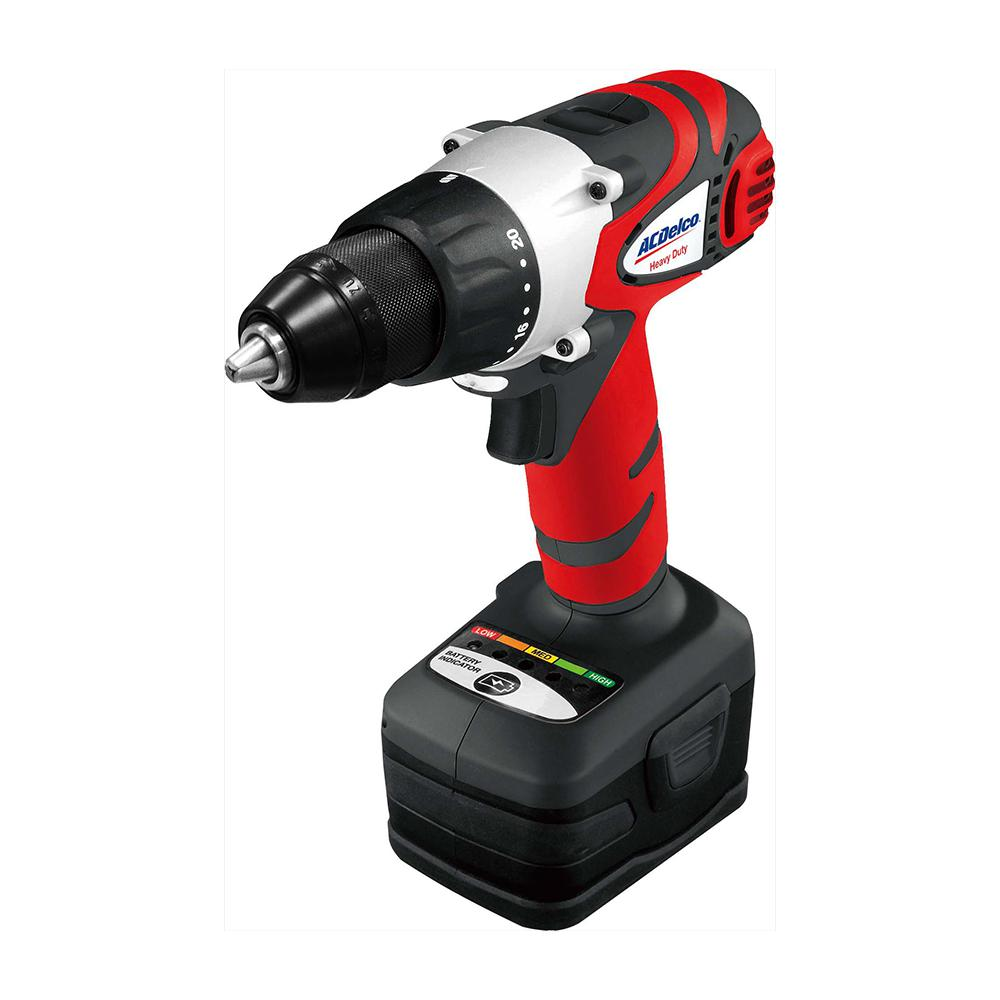 ACDelco 18-Volt Li-ion 1/2 in. 2-Speed Drill / Driver