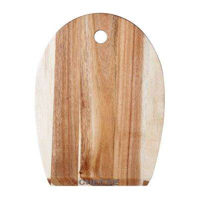 14 in. Acacia Wood Cheese Server